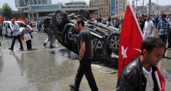 Democracia turca e os protestos