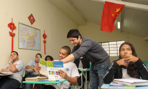RJ: Educadores turcos abrem escola bilíngue