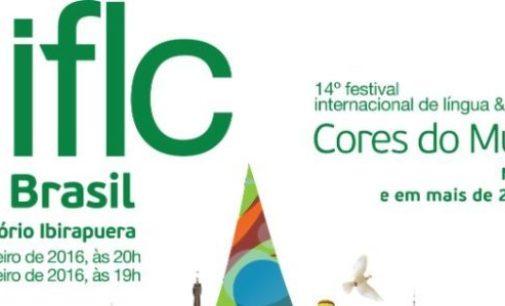 Brasil vai hospedar 14° Festival Internacional de Língua & Cultura