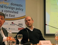 Debate com o jornalista turco Sahin Alpay sobre política externa e interna