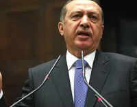 Política agressiva de Erdogan