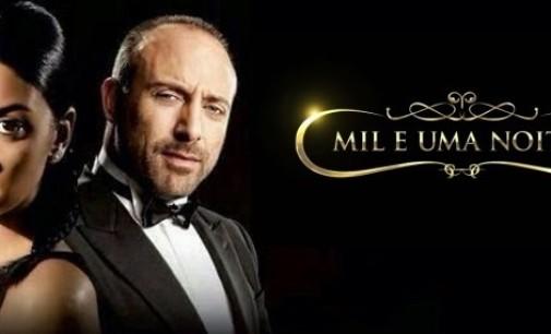 """Band estreia da novela turca """"Mil e Uma Noites"""""""
