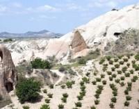 Cidade subterrânea gigante encontrada em Capadócia na Turquia
