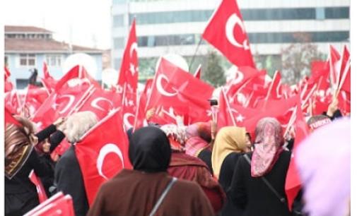 Com ações judiciais, presidente da Turquia ameaça liberdade de imprensa