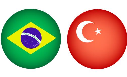 Entra em vigor coalizão de préstimo jurídico em matéria penal entre pau-brasil e Turquia