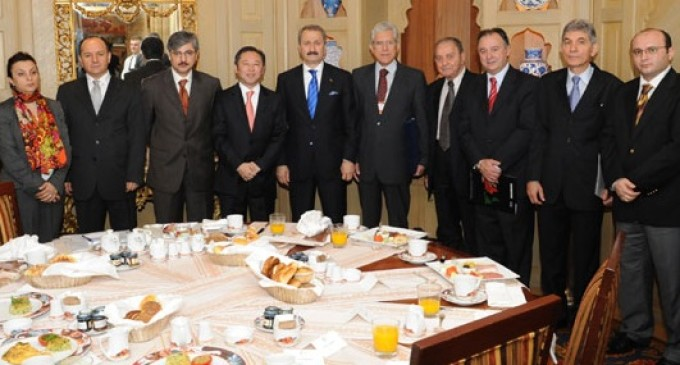 Missão empresarial para Turquia