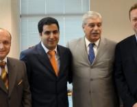 Ministro Miguel Jorge foi convidado para participar do evento da Tuskon