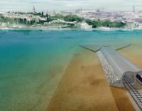 Turquia inaugura túnel sob o Estreito de Bósforo, que liga Ásia e Europa