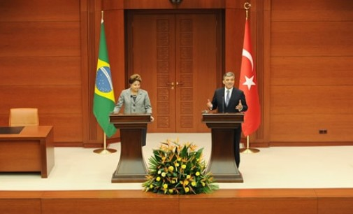 Declaração Conjunta – Brasil-Turquia: Uma Perspectiva Estratégica para uma Parceria Dinâmica