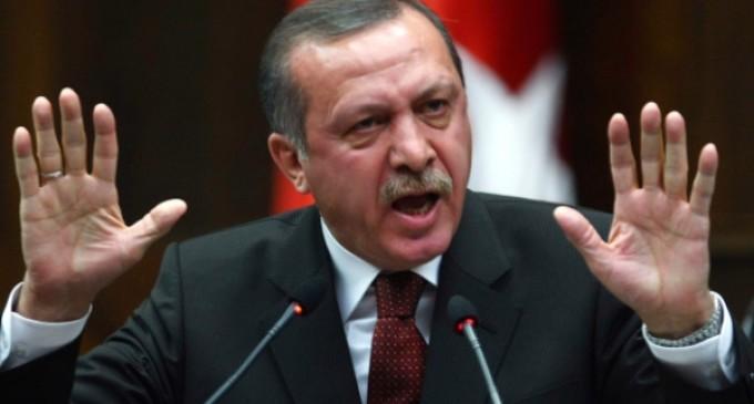 Presidente turco pede jornalistas definidos como terroristas
