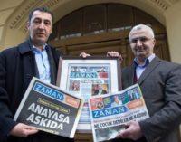 Turquia é criticada por tomada de jornal Zaman