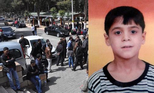 Menino sírio decapitado na Turquia