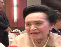 Princesa da Tailândia elogia escolas turcas