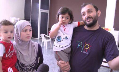 Os refugiados sírios no Brasil