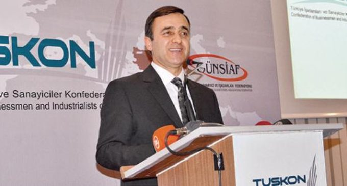 Entrevista com Rizanur Meral, presidente da TUSKON