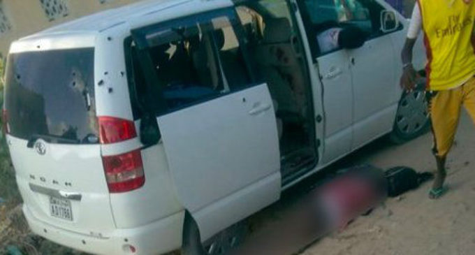 Professores mortos em ataque na Somália