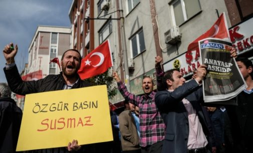 Turquia coloca sob seu controle o jornal Zaman