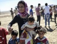 Turquia manda refugiados de volta para a Síria