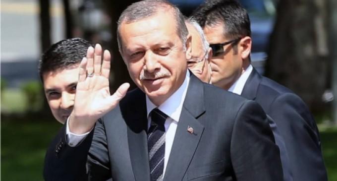 Erdogan está chantageando os países ocidentais