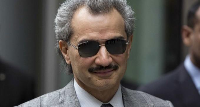 Príncipe saudita primeiro embaixador em Israel