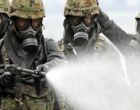 Volta a questão das armas químicas