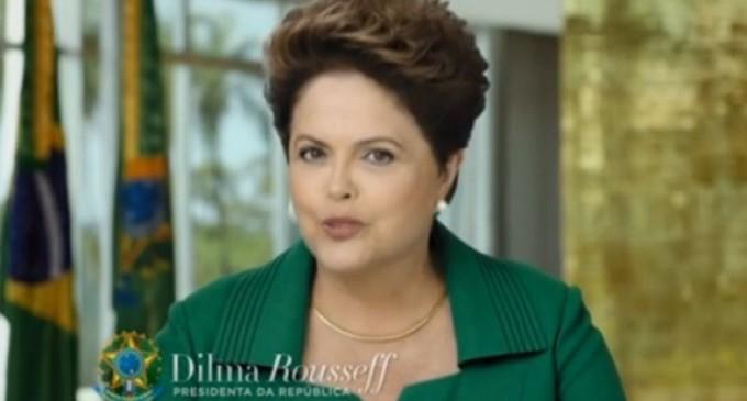A Presidente e o jeito brasileiro de reagir