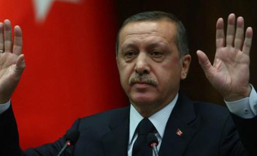 Erdogan ameaça liberdade de expressão e jornalistas