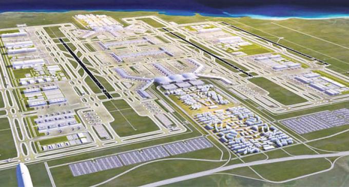 Turquia anuncia construção de maior aeroporto do mundo