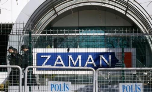 Sob tutela judicial, jornal turco muda linha editorial