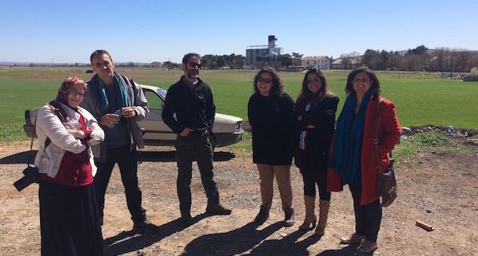 Jornalistas brasileiros são detidos para averiguação na fronteira da Síria