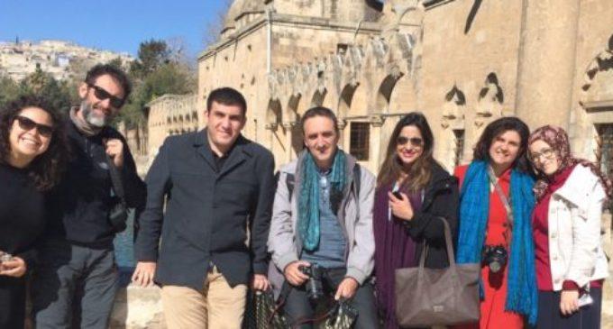 Palestra: Olhar jornalista sobre as mudanças na Turquia