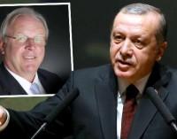 Turquia convoca embaixador alemão por sátira sobre Erdogan