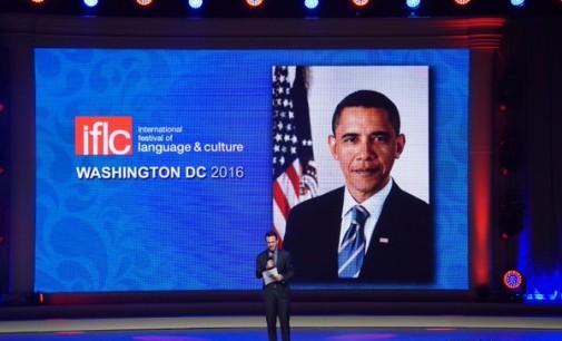 Presidente Obama envia mensagem ao IFLC