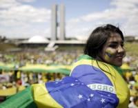 Protestos no Brasil e na Turquia comparados