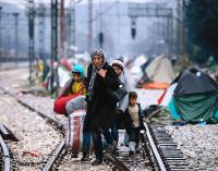 Macedônia fecha fronteira com Grécia para bloquear entrada de refugiados
