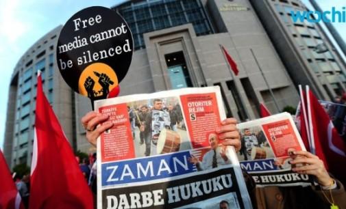 Liberdade de imprensa da Turquia não melhora diz relatório
