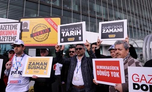 Jornalistas denunciam ameaças à liberdade de imprensa na Turquia