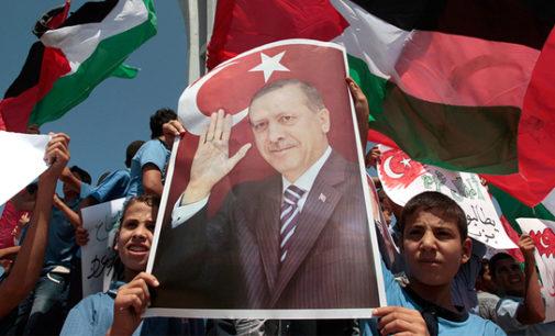 A Turquia não faz muito mais do que derramar lágrimas por Gaza