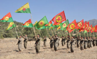 Aviação turca mata 7 supostos membros do PKK no norte do Iraque