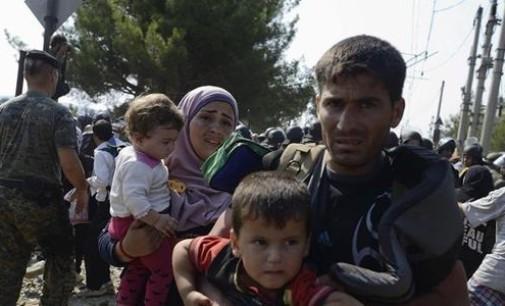 Polônia desiste de receber refugiados