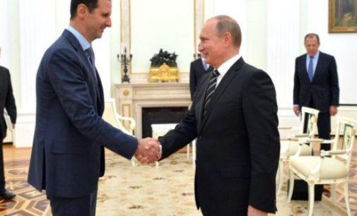 O que motiva a ação militar da Rússia na Síria?