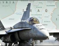 Ataques aéreos turcos e da coalizão atingem EI na Síria