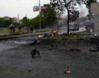 Explosão perto de quartel militar em Istambul