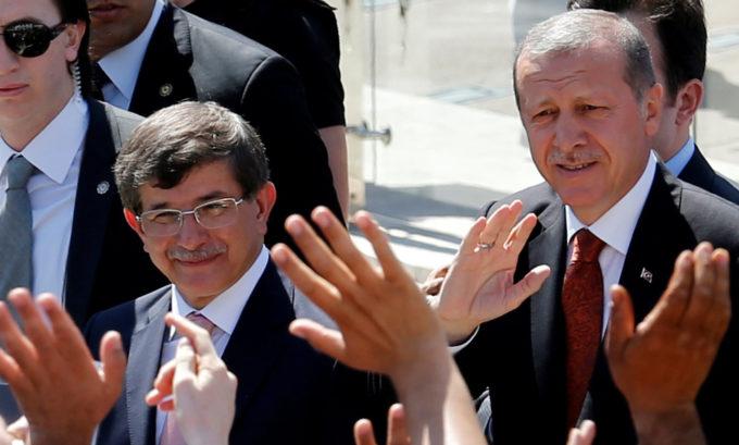 erdogan-davutoglu-turquia-presidente-primeiro-ministro
