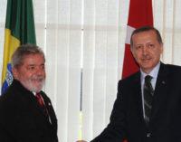 "Erdogan: de ""Lula turco"" a Putin da Turquia"