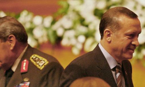 Golpe de Estado civil muda a Turquia