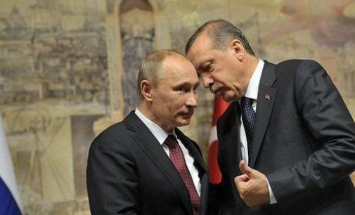 Erdogan acusa Rússia de armar militantes do PKK