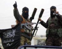 Civis presos nos combates na Síria e no Iraque