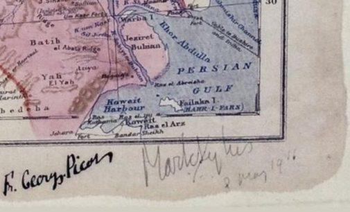 Acordo Sykes-Picot está na raiz de conflitos no Oriente Médio