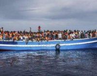 Redução de mortes de imigrantes no Mediterrâneo